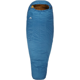 Mountain Equipment Nova III Schlafsack Lang ink/pumpkin spice